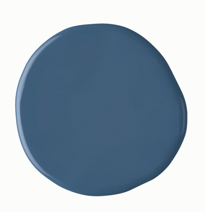 MOR | Dark Blue | Cornish Milk Mineral Paint