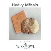Load image into Gallery viewer, COPPER | Heavy Metal Gilding Paint | Wise Owl Metallic Paint