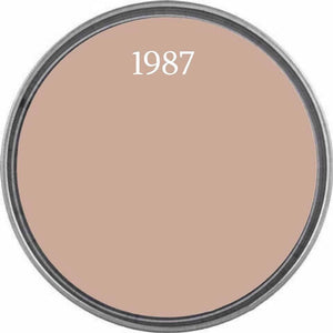 1987 | Dusky Pink | Wise Owl Chalk Synthesis Paint