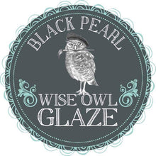 Load image into Gallery viewer, Black Pearl Glaze | Wise Owl Glaze