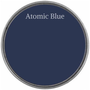 ATOMIC BLUE | Mid Blue | Wise Owl Chalk Synthesis Paint