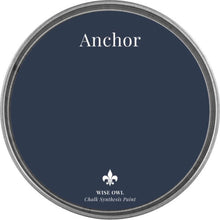 Load image into Gallery viewer, ANCHOR | Navy Blue | Wise Owl Chalk Synthesis Paint