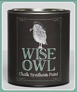 BLUSH | A Hint of Pink | Wise Owl Chalk Synthesis Paint