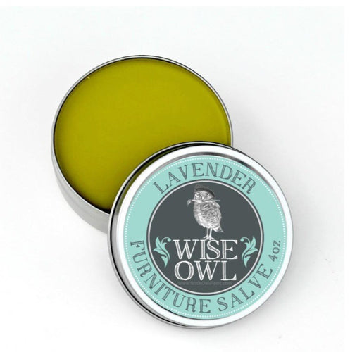 LAVENDER  | Wise Owl Furniture Salve