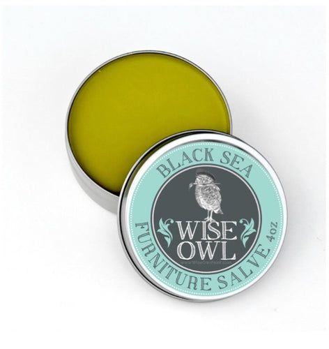 BLACK SEA  | Wise Owl Furniture Salve