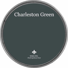 Load image into Gallery viewer, CHARLESTON GREEN | Darkest Green | Wise Owl Chalk Synthesis Paint