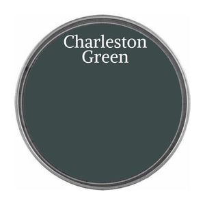 CHARLESTON GREEN One Hour Enamel paint