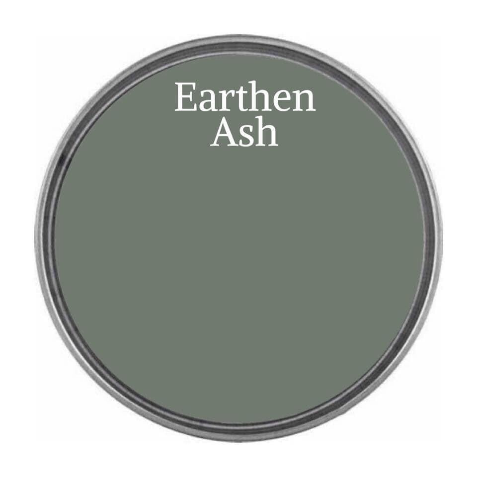 EARTHEN ASH One Hour Enamel paint