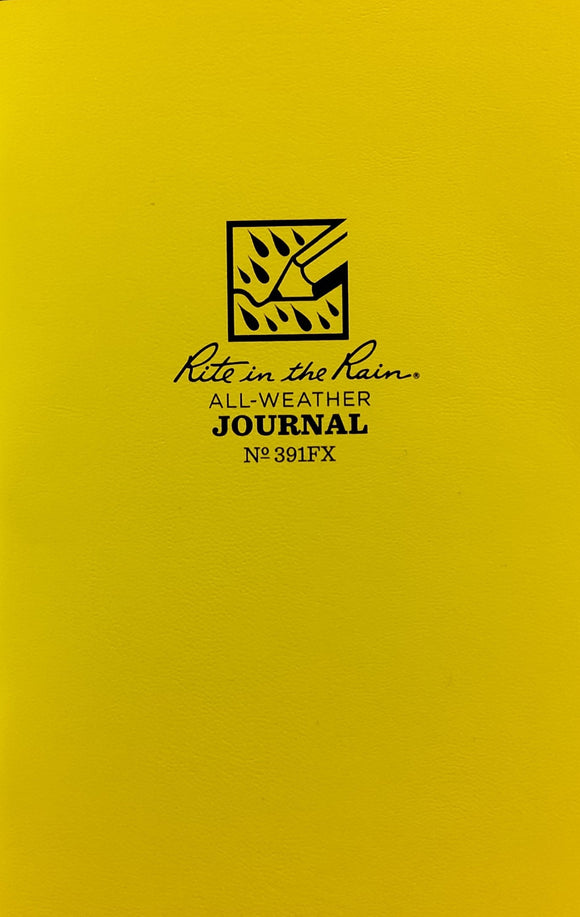 Rite in the Rain All-Weather Journal No 391FX