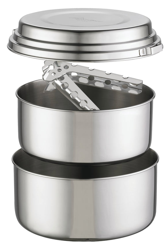 MSR Alpine Stainless Steel Pot Set