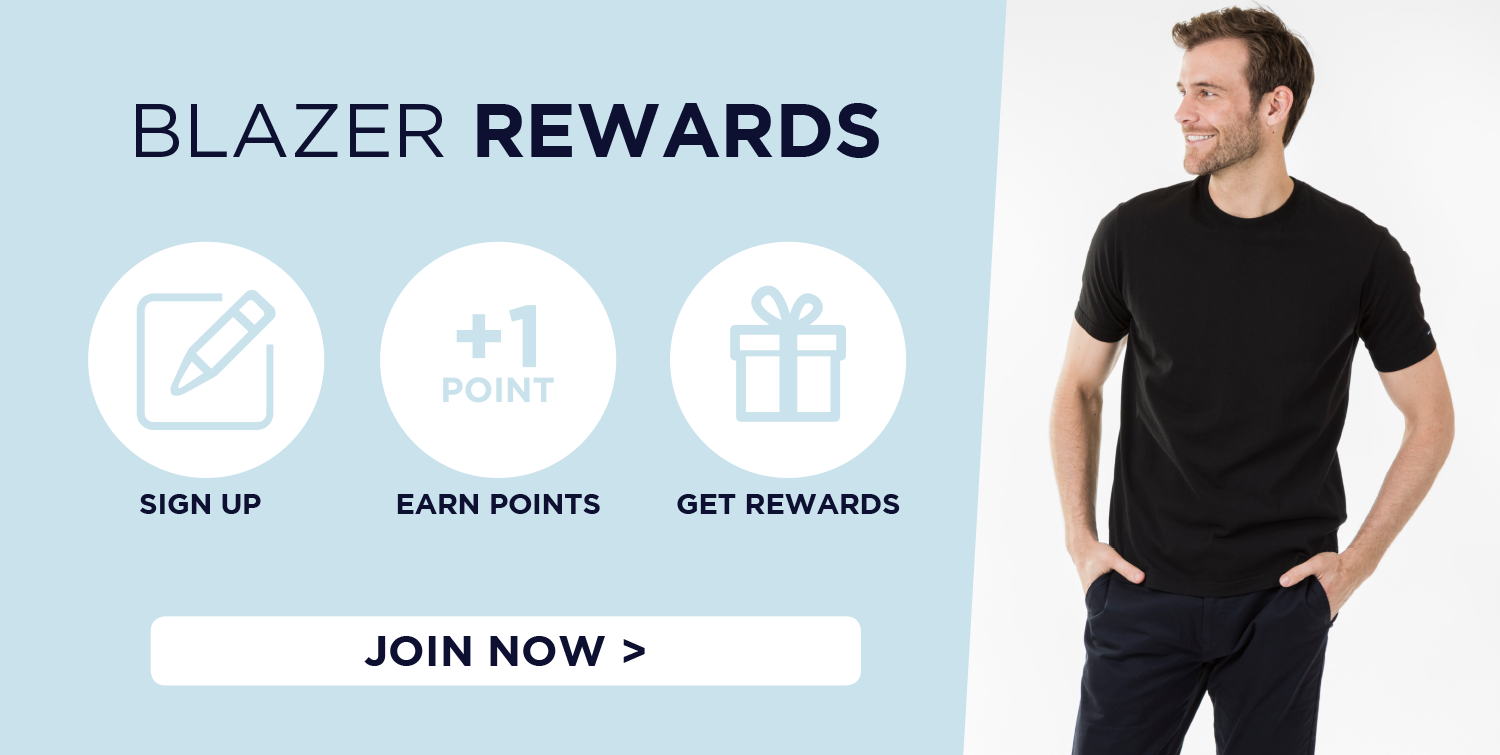 Blazer Rewards | Join Now