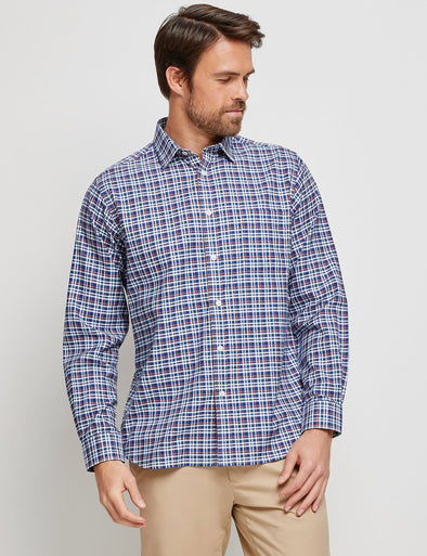 Hank Long Sleeve Shirt