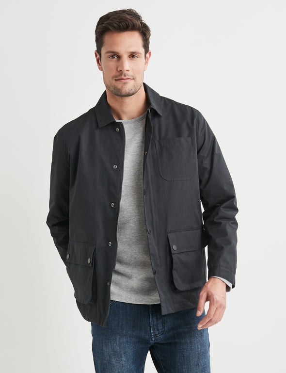 Jackson Work Jacket - Dark Navy