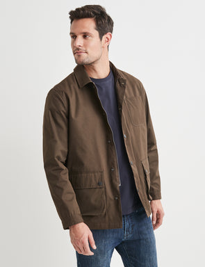 Jackson Work Jacket - Brown