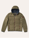 Jefferson Down Jacket - Army Green