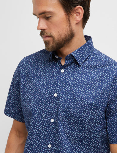 Stan Short Sleeve Printed Shirt