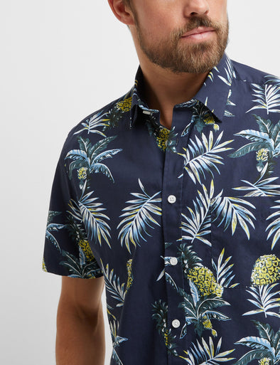 Murray Short Sleeve Print Shirt