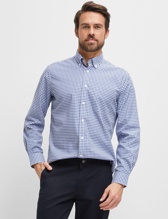 Charles Long Sleeve Check Shirt