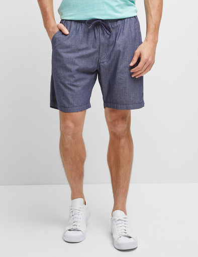 Byron Beach Short - Navy