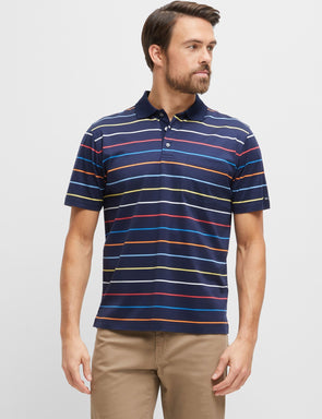 Doug Mercersied Polo