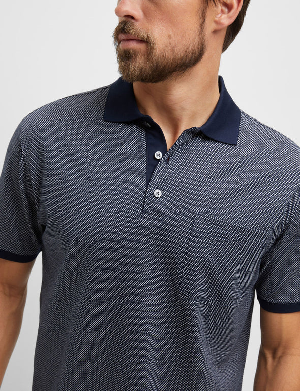 Kent Mercerised Polo