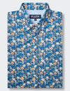 William S/S Print Shirt - Multi