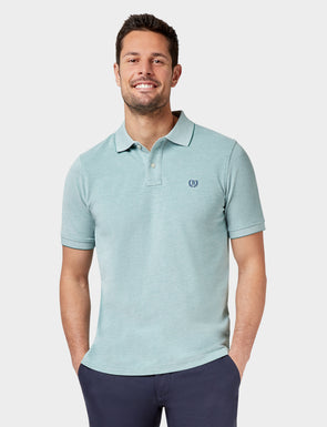 Liam Oxford Polo - Green