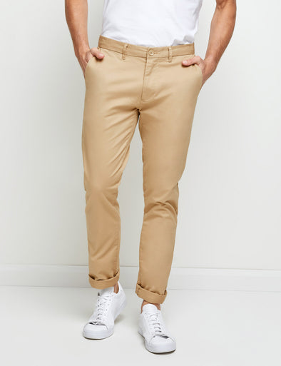 Hawthorn Stretch Chino Tall - Beige