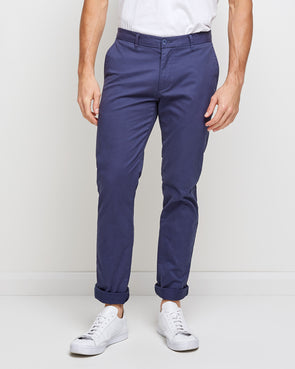 Hawthorn Stretch Chino Tall Faded Blue