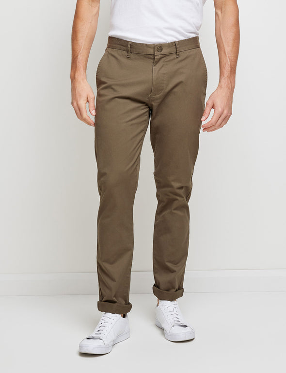 Hawthorn Stretch Chino Tall - Olive