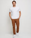 Hawthorn Stretch Chino Tall Tobacco