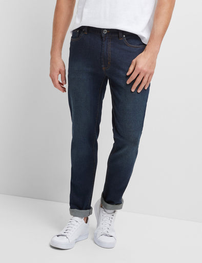 Duke Stretch Jean - Blue