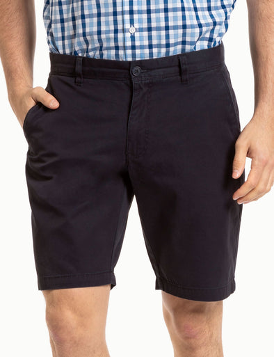 Balmain Chino Short - Dark Navy