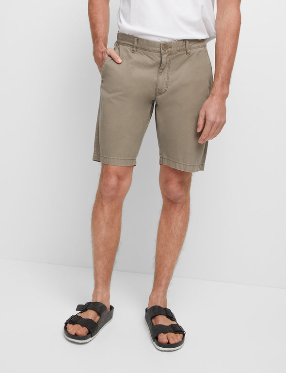 Balmain Chino Short - Oak