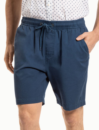 Portsea Beach Short - Blue