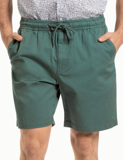 Portsea Beach Short - Green
