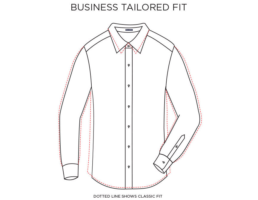 Business tailored fit
