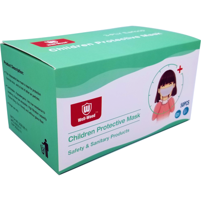Child Size Disposable Surgical Masks