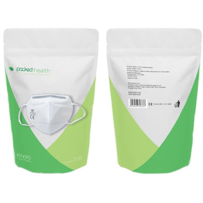KN95 Masks - Packed Health