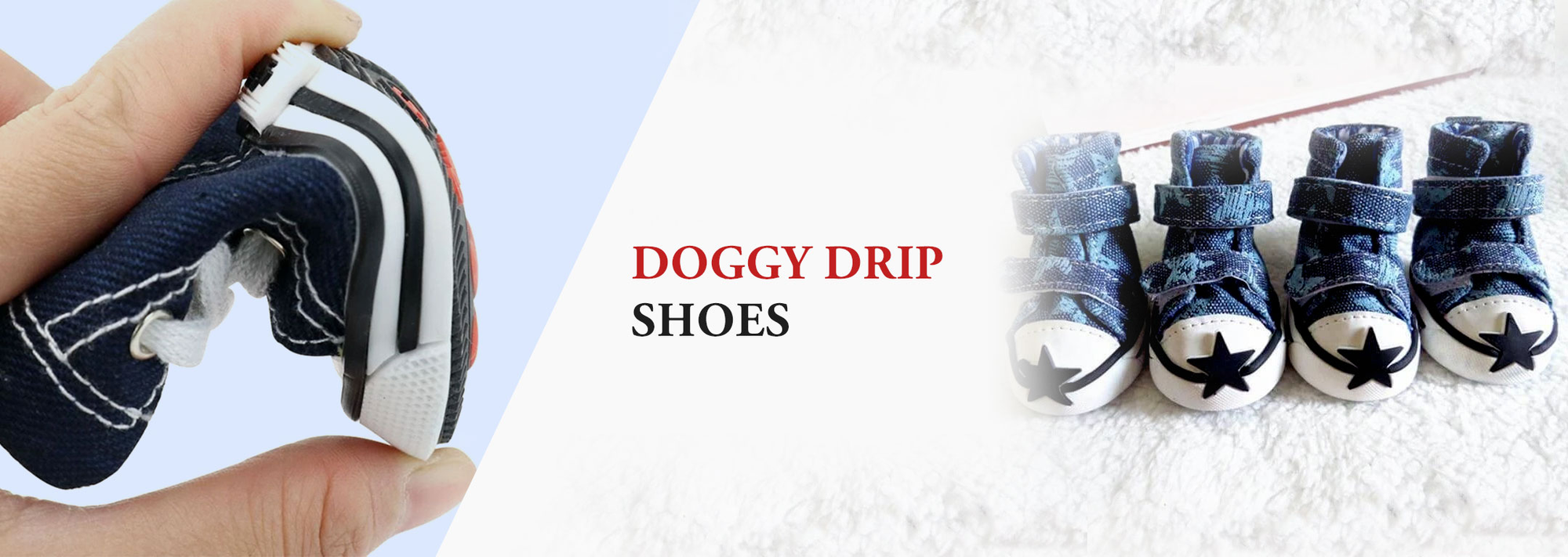 Doggy Drip Shoes