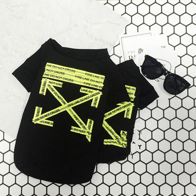 Off white (X) Marks the Spot Tee (HOT ITEM)