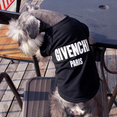 Givenchy Paris Ultra Drip Tee