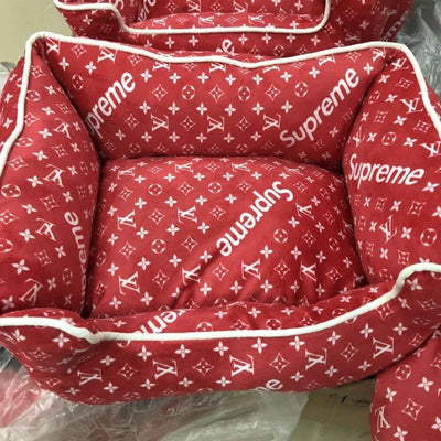 Supreme LV Red Sleepy Swag bed