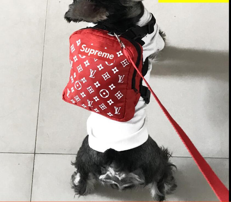 Supreme LV Drippy Pets Collab Backpack (HOT ITEM)