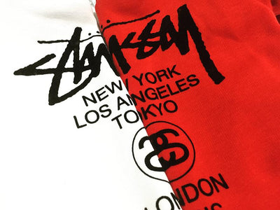 Stussy Global Passport Status Sweater (HOT ITEM!)