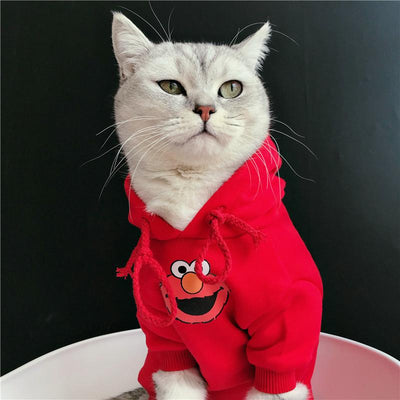 Elmo Cutest ever Fall Swag Hoodie (HOT ITEM)