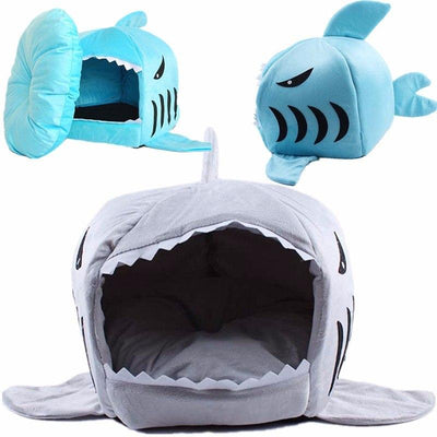 Drippy Shark Pet House (HOT ITEM)