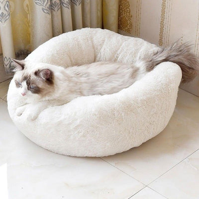 Swaggy Nest Soft Cloud Bed good for Puppy Dreams
