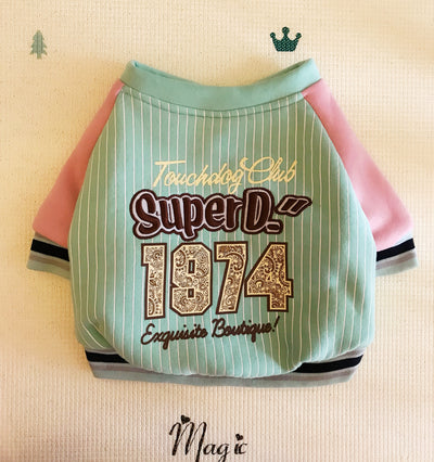 Exclusive 1974 Super D Sweater