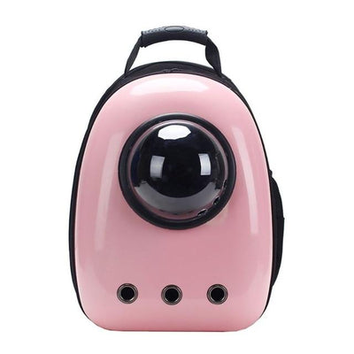 Space Capsule Drippy Pets Backpack